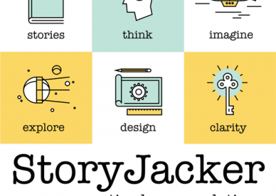 What does Artificial Intelligence have to do with StoryJacking? (SJ 8)