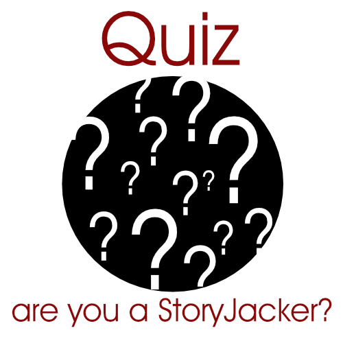 are you a StoryJacker?