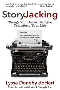 writing my book, StoryJacking
